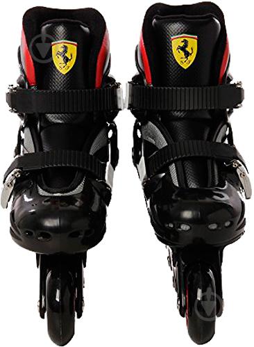 89cb7d1604bae9 ᐉ Роликові ковзани Ferrari FK7 р. 33-36 чорний • Краща ціна в Києві ...