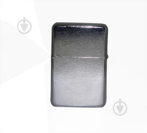 Зажигалка бензиновая STAR Silver (23644STAR) - фото 1