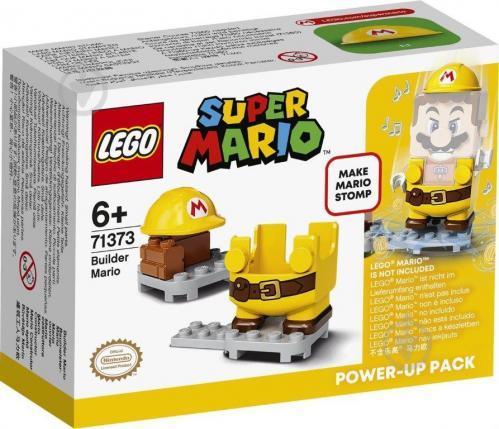 Конструктор LEGO Super Mario Маріо-будівельник. Бонусний костюм 71373 - фото 1