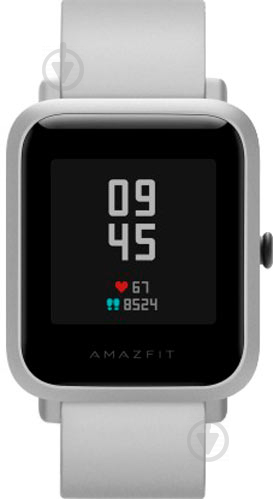 Смарт-часы Amazfit Bip S White Rock (601690) - фото 1