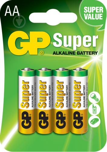Батарейки GP R3 1.5V 1шт (мініпальчик)