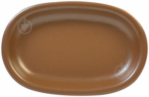 Блюдо овальное Табако 25 см 24-237-047 Keramia - фото 2