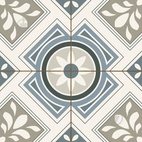 Плитка PERONDA Borneo Grey 45x45 - фото 1