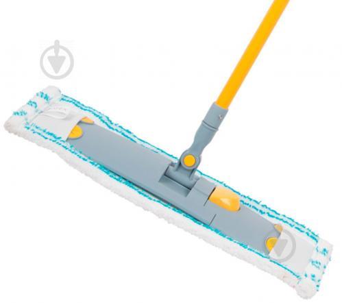 Швабра для підлоги Apex із телескопічною ручкою 40 см - фото 1