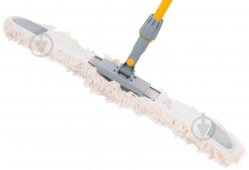 Швабра для підлоги Apex з телескопічною ручкою MAXI 60 см - фото 1