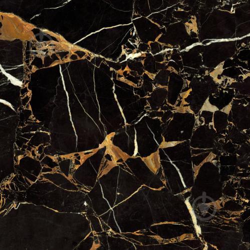 Плитка Golden Tile Terragres Saint Laurent черный 9АС510 60,7x60,7 - фото 1