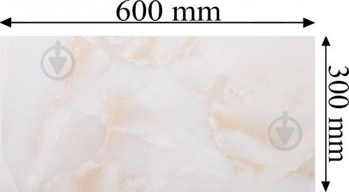 Плитка BIURO HANDLOWE NETTO Онікс G SH голд 30x60 - фото 4