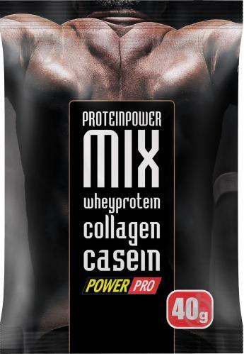 Протеїн POWER PRO 40 г медовее печиво