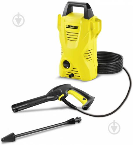 Міні-мийка Karcher K2 Basic 1.673-155.0