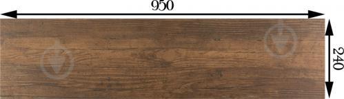 Плитка Stylnul Меранті робле 24x95 - фото 2
