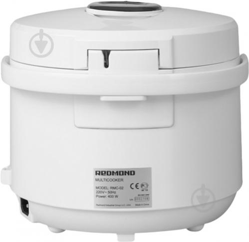 Мультиварка Redmond RMC-02 (White) - фото 5