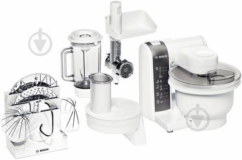 Кухонний комбайн Bosch MUM4855 - фото 2