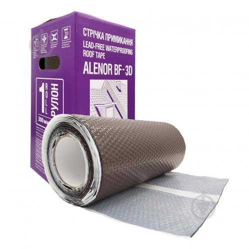 Стрічка Alenor примикання BF-3D 300 мм x 5 м коричнева - фото 1