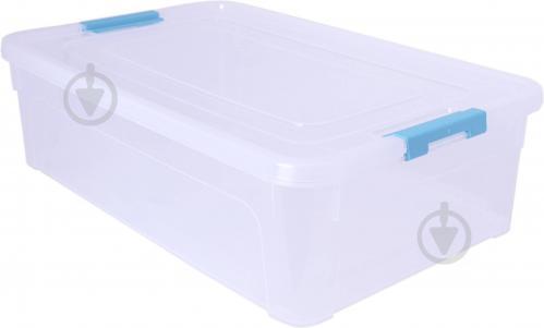 Контейнер для хранения с кришкой Vivendi 123084 Smart Box 140x320x495 мм - фото 1