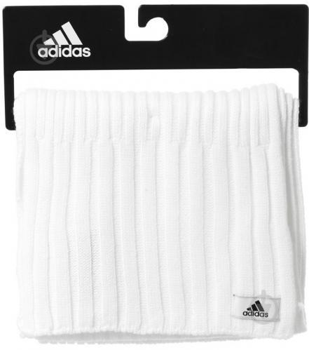 Шарф Adidas AY6624 OSFW білий - фото 7
