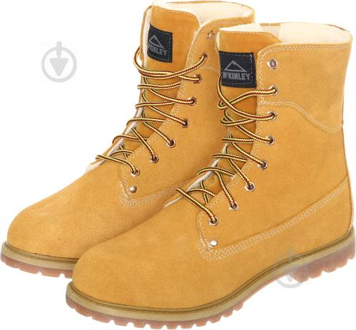 Ботинки McKinley Tessa S W 224016 р. 38 желтый