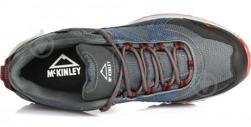 Кроссовки McKinley Kona II AQX M 232557-90546 р. 43 серый с красным - фото 4