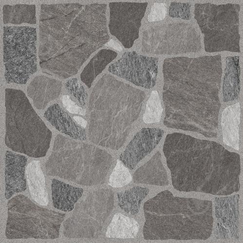 Плитка Golden Tile CORTILE Серый 2F2830 40х40 - фото 1
