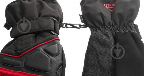 Рукавички McKinley 250131  р. 8,5  чорний із червоним - фото 4