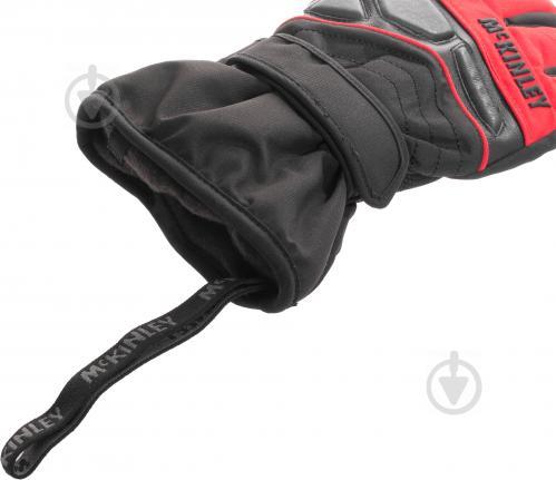 Рукавички McKinley 250131  р. 8,5  чорний із червоним - фото 5
