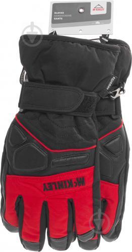 Рукавички McKinley 250131  р. 8,5  чорний із червоним - фото 6