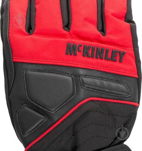 Рукавички McKinley 250131  р. 8,5  чорний із червоним - фото 2