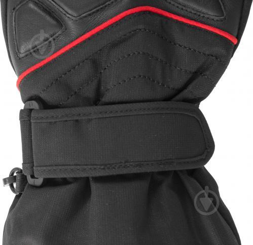 Рукавички McKinley 250131  р. 8,5  чорний із червоним - фото 3