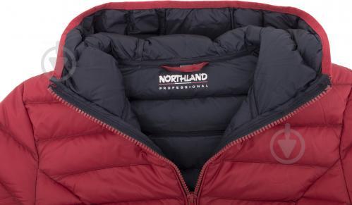 Спортивная куртка Northland р. 34 красный 02-08172 - фото 7