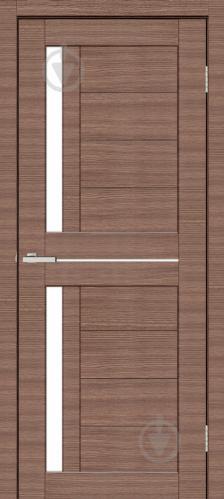 Дверне полотно ОМіС Cortex deco 01 ПО 800 мм дуб амбер лайн
