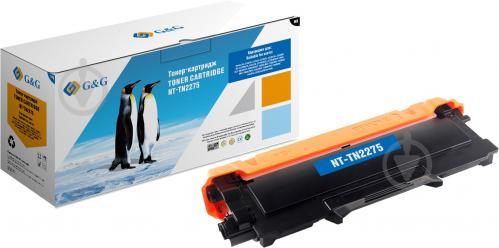Картридж G&G TN2275 для Brother HL-2240, HL-2250, DCP-7060, MFC-7860 black