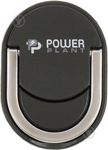 Тримач для смартфона CA910311 PowerPlant чорний - фото 1