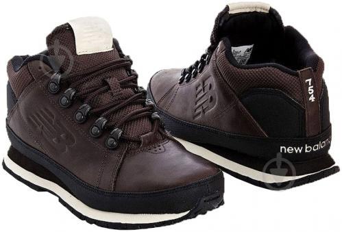 Ботинки New Balance 754 H754LLB-10 р. 10 коричневый - фото 4