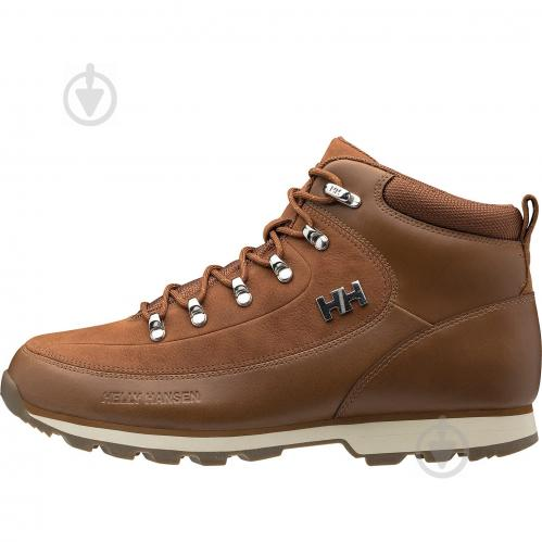 Ботинки Helly Hansen THE FORESTER 10513-580 р.9,5 коричневый - фото 1