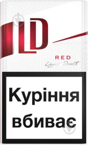 Ld red сигареты купить купить комплектующие для производства сигарет