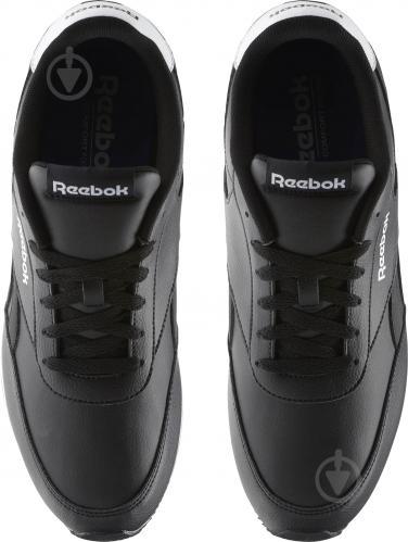 Кроссовки Reebok ROYAL CL JOG 2L V70722 р.11,5 черный - фото 3
