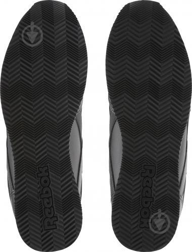 Кроссовки Reebok ROYAL CL JOG 2L V70722 р.11,5 черный - фото 4