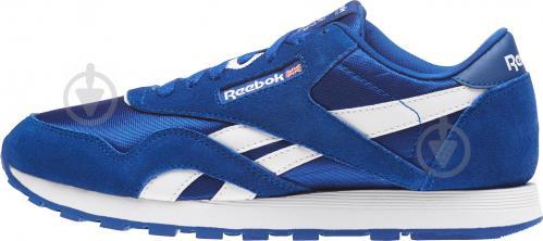 Кроссовки Reebok CL NYLON CN1267 р.37 темно-синий - фото 3