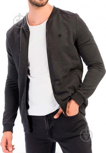Рубашка Mavi knitted tshirt 065066-26834 р. L Grey - фото 1