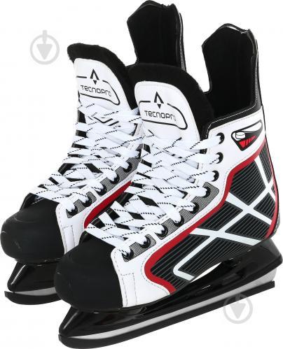 Коньки хоккейные TECNOPRO Toronto р. 41 241572 - фото 1