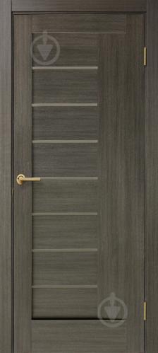 Дверне полотно ПВХ ОМіС Феліція ПО 700 мм мокко