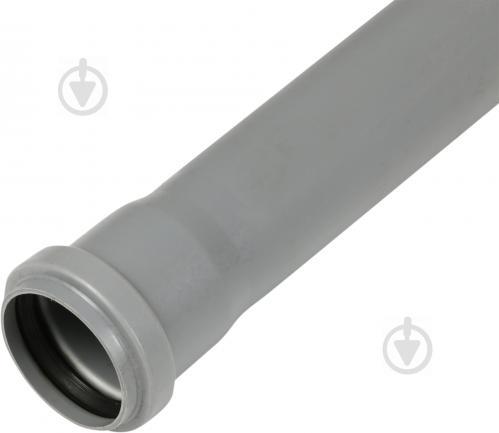 Труба каналізаційна ValRom ПП d50х2000 мм
