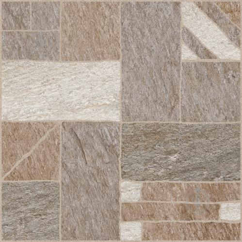 Плитка Golden Tile Misto Mattone коричневий 3F7830 40x40 - фото 1