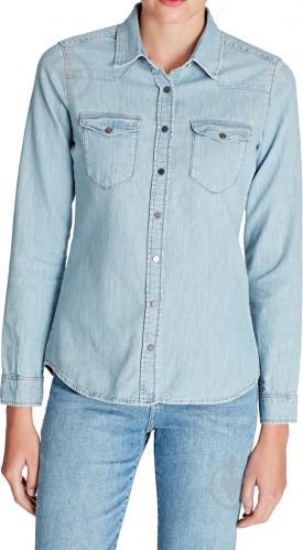 Рубашка Mavi ELIZA Used Denim 121327-27010 р. S - фото 1