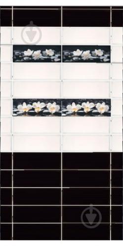 Плитка InterCerama Pergamo 123 082 декор 15х40 - фото 2