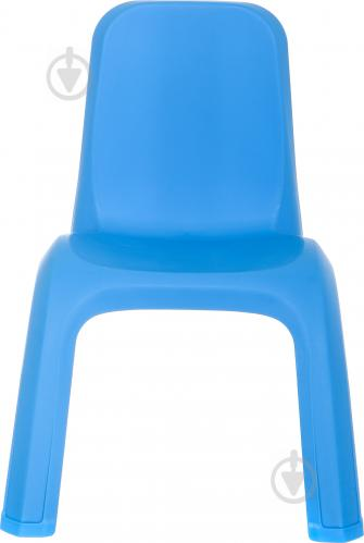 Стул детский Алеана 40,5x42x53 голубой 101062 - фото 2