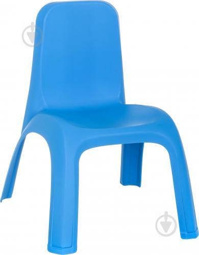 Стул детский Алеана 40,5x42x53 голубой 101062