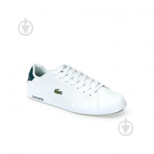 Кеды Lacoste 735SPM00131R5 р. 10 белый