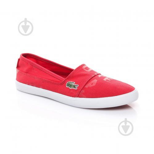 Кеды Lacoste 733CAW1038047 р. 5 красный