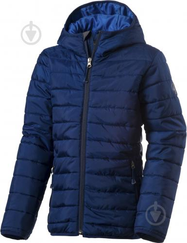 Куртка McKinley Ricon jrs 116 темно-синий