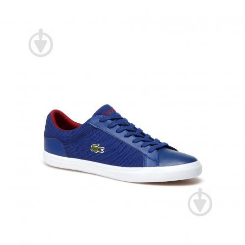 Кеды Lacoste 733CAM1034120 р. 9,5 синий